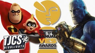 Visual Effects Society Nominations Announced