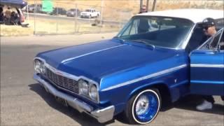 Chevrolet Impala 64 hopping lowrider