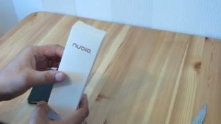 Flip case and selfie stick for Nubia z11/чехол и селфи палка от Nubia