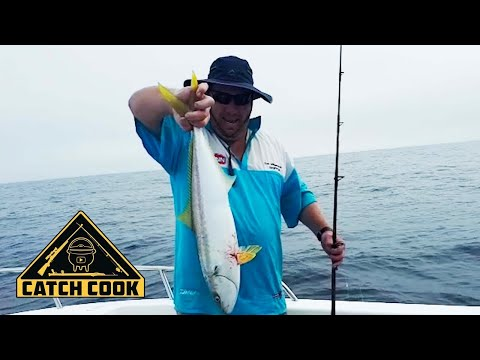 Fishing in Struisbaai | Red Roman Curry - CATCH COOK