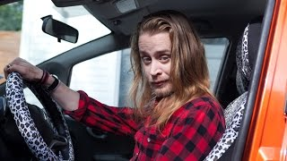 ":DRYVRS Ep. 1 ""Just Me In The House By Myself"" starring Macaulay Culkin & Jack Dishel"
