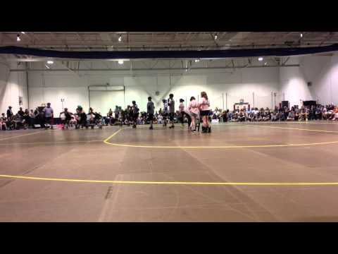 DuPage Derby Dames vs. Chicago Outfit jam