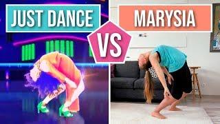 Próbuję zrobić NAJTRUDNIEJSZE FIGURY z gry Just Dance!