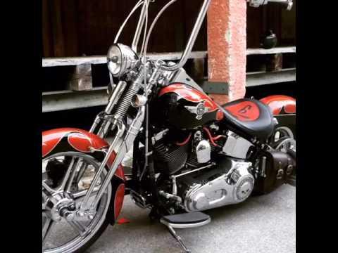 Harley Davidson Softail Springer Ape