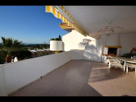 Penthouse apartment in Calahonda Golf for sale, malaga, Costa del Sol