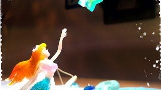 以前から人魚姫の型は持っていたのですがなかなか作る機会がありません...