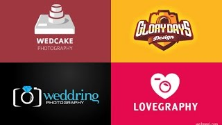 Creative Photography Logo Design examples and Ideas for you