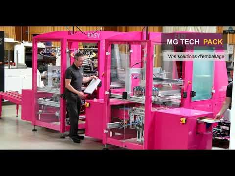 Film d'entreprise de l'entreprise MG tech à Angers