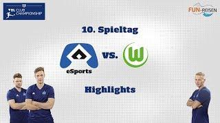 HSVeSports | Die Highlights des 11. Spieltags der VBL
