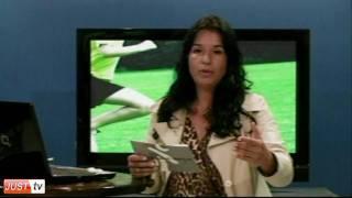 Alimentação, Tireóide o Beneficios do sexo no Programa Ophycina do Corpo - JustTV - 23/03/10