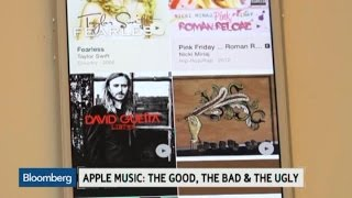 Apple Music: The Good, the Bad & the Ugly
