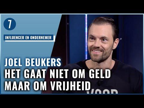Joel Beukers (fitnesscoach en ondernemer): 'Een volgend doel is om, na Nederland en België, D...