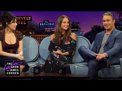 Taylor Kinney Loves Bob Ross; Sarah Silverman Loves The Bachelor
