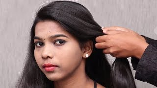 Beautiful Hairstyles for long hair girls  | Latest party Hairstyles for girls | 2018 hairstyles
