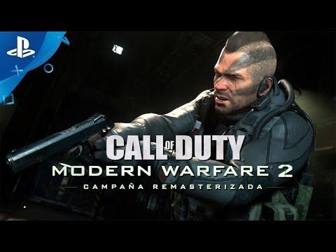 Call of Duty: Modern Warfare 2 Remastered se estrena en PS4