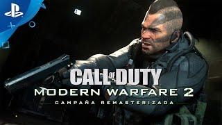 Call of Duty: Modern Warfare 2 Campaña Remasterizada - Trailer en ESPAÑOL | PlayStation España