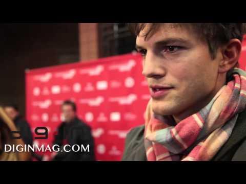 Sundance 2013-Ashton Kutcher-JOBS Interview