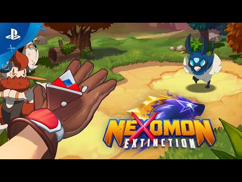 Nexomon: Extinction - Announcement Trailer | PS4