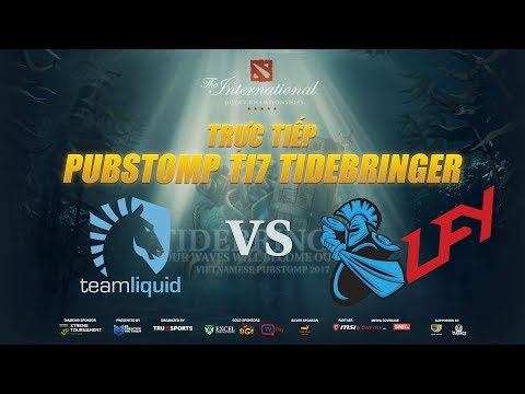 The International 2017 Main Event | LGD vs iG - bo3 | 23 Creative VN