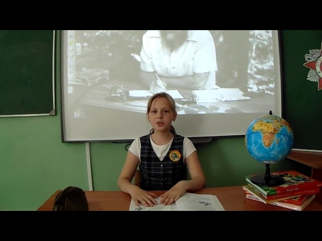 Изображение предпросмотра прочтения – ИринаМожаева читает произведение «Солдаты» А.И.Солженицына