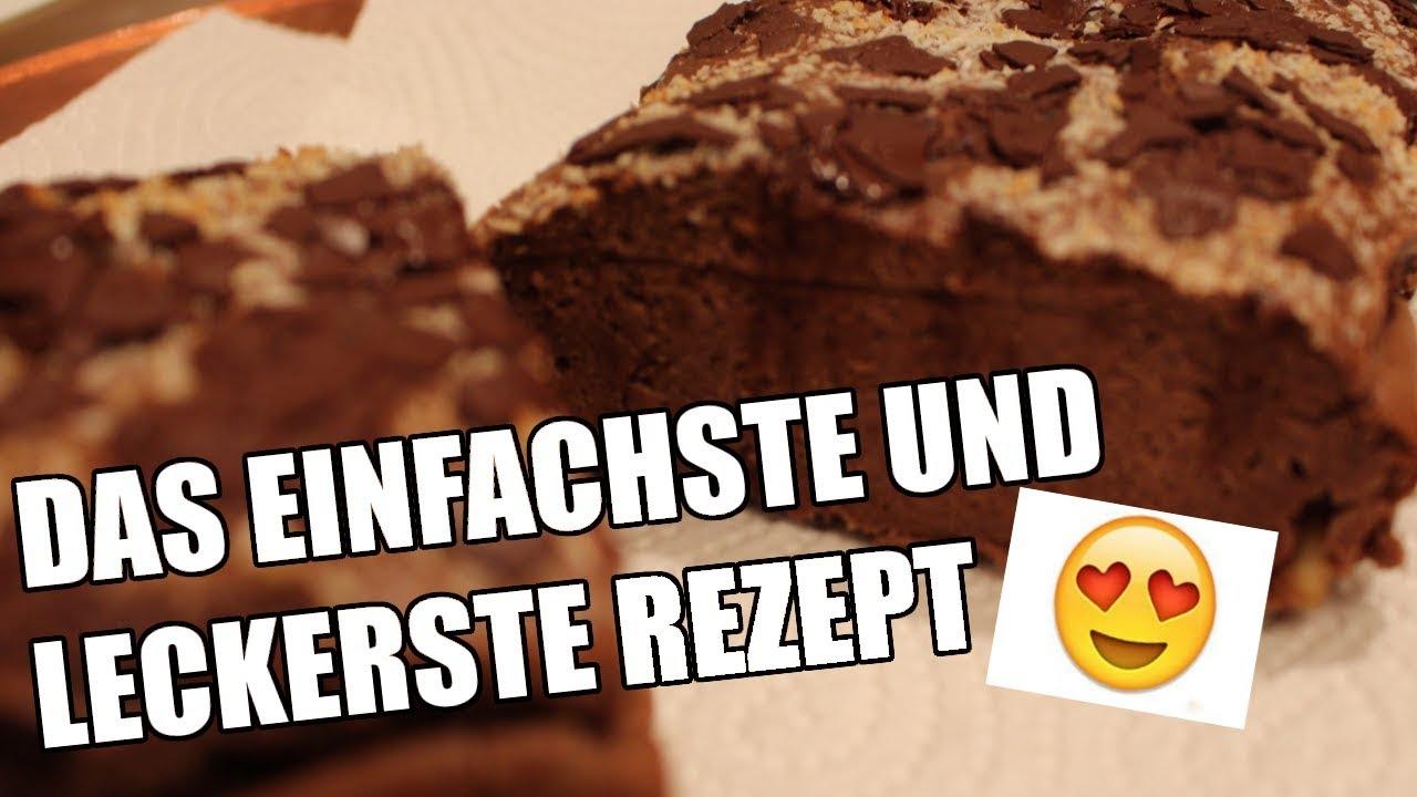 Protein Fitness Schokokuchen Bestes Eiweiss Kuchen Rezept Youtube