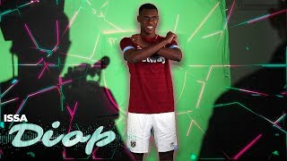 ISSA DIOP | BEHIND THE SCENES