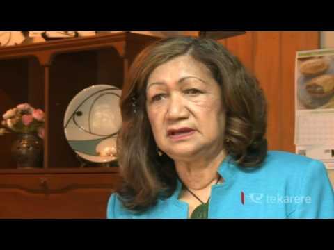 Prominent Te Reo champion Rahera Shortland honoured