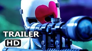 PS4 - Fortnite: High Stakes Trailer (2018)