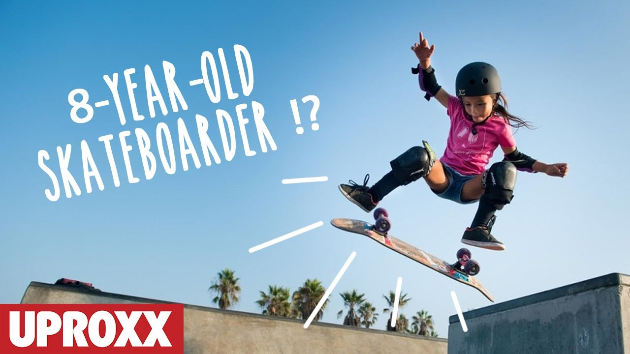 Sky Brown 8 Year Old Girl Is Changing The Skateboarding