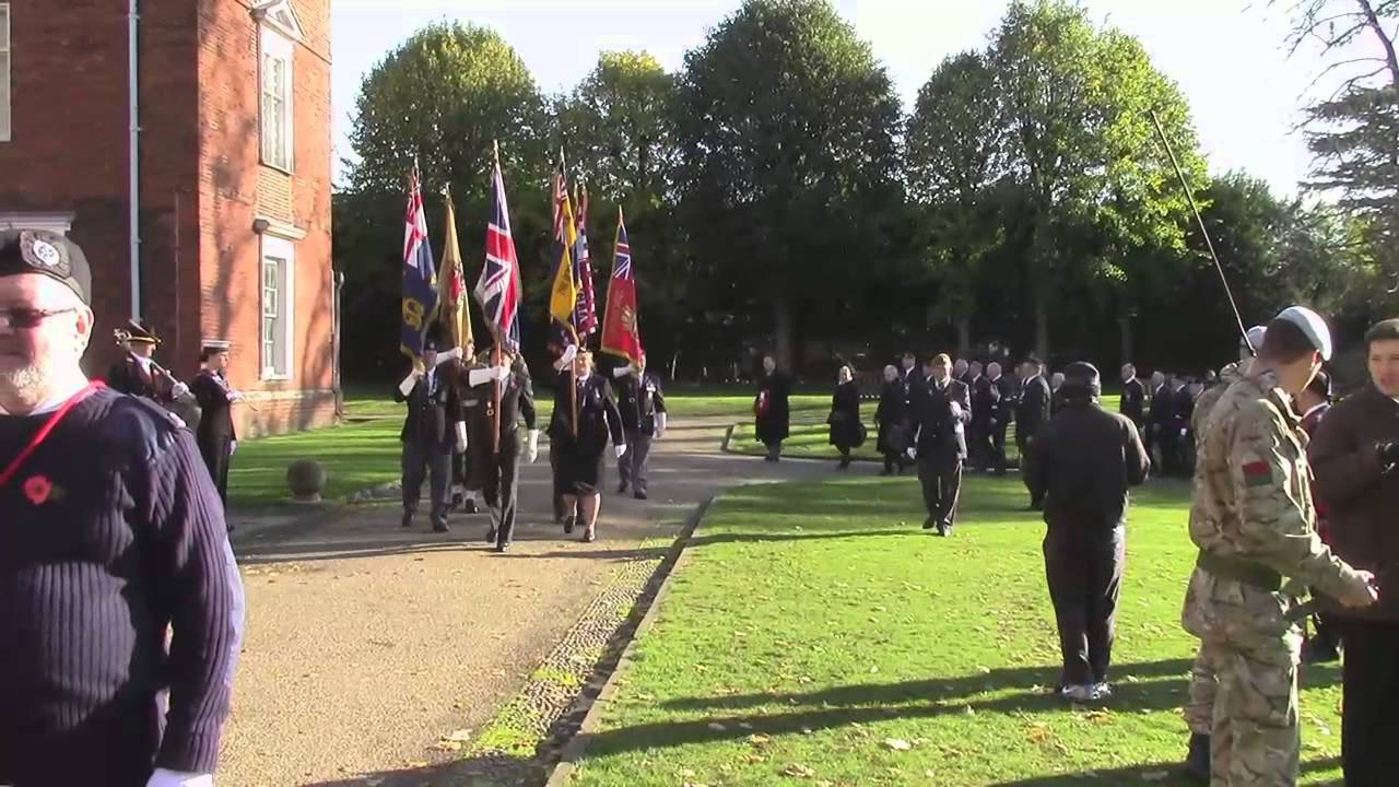 Image result for remembrance sunday ipswich