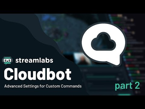 Cloudbot 101 — Custom Commands and Variables (Part Two)
