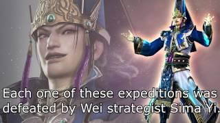 true story behind dynasty warriors characters liu bei sun quan cao cao