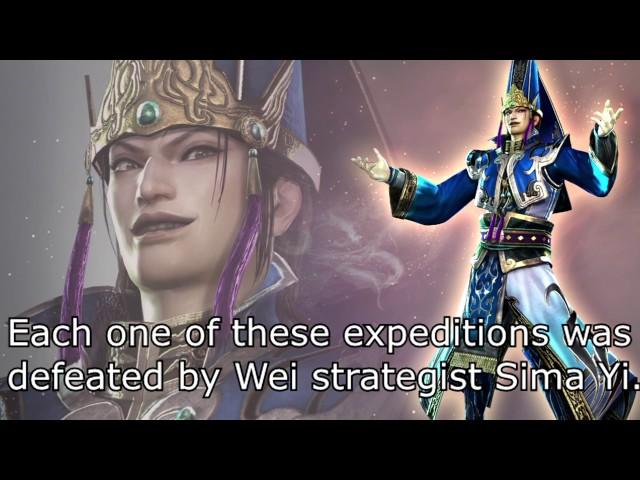 True story Behind Dynasty Warriors Characters Liu Bei, Sun Quan, Cao Cao