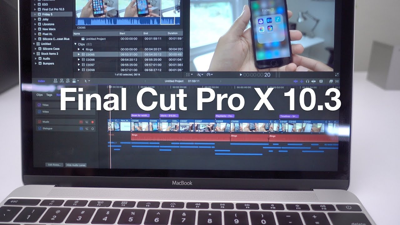 download final cut pro x for windows full version
