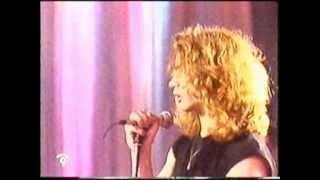 """Heroes Del Silencio """"Flor venenosa"""" (Canal 9) 1989"""