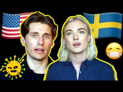 THE TRUTH ABOUT CORONAVIRUS IN SWEDEN! (from An American Living In Sweden)