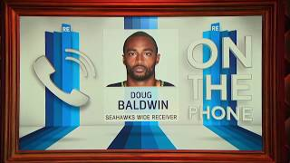 Seahawks WR Doug Baldwin Dials in to The Rich Eisen Show | Full Interview | 9/5/17