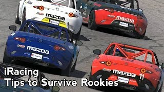 1 Tip to Survive iRacing Rookies (...and 12 others)