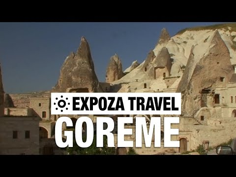 Göreme (Turkey) Vacation Travel Video Guide