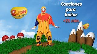 Piñón Fijo - Canciones infantiles para bailar - + 35 minutos
