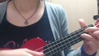 [HD] Dear Jane - Unavoidable 無可避免 (Ukulele Cover by Mokie)