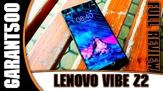 Lenovo Vibe Z2 Отличный смартфон для тех кто точно знает, что им нужно!