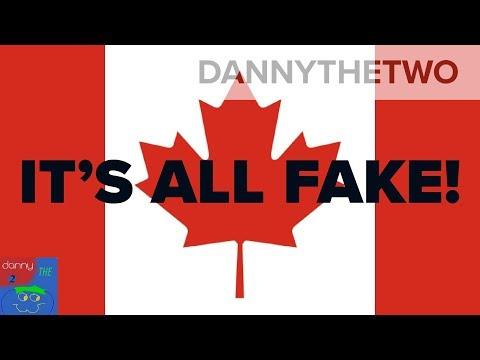 Top 10 Reasons Canada Isn't Real