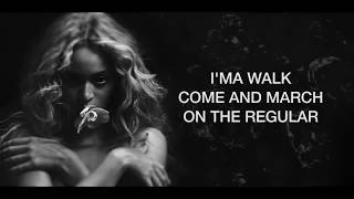 BEYONCÉ - FREEDOM [LYRIC VIDEO]