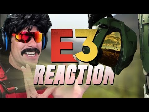 E3 2018 with Dr DisRespect | Part Two