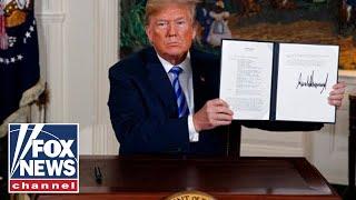 World awaits President Trump's next move
