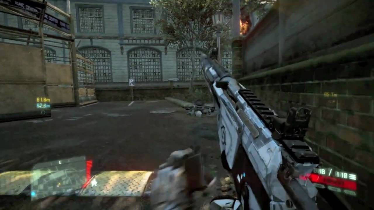 Crysis 2: Walkthrough - Part 3 [Mission 1] - Let's Play ...