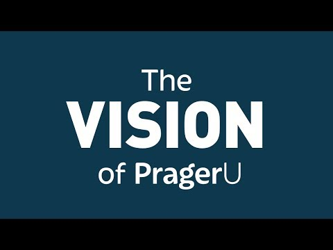 PragerU: The Most Important Thing You Can Do for America Today