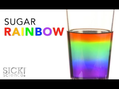 Sugar Rainbow - Sick Science! #215