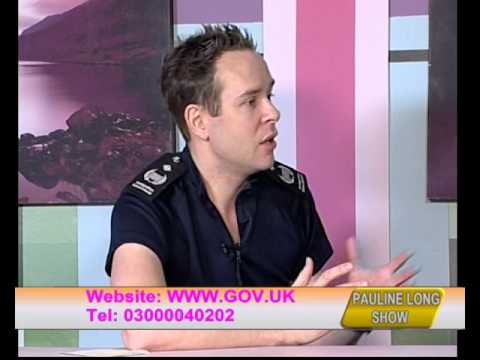 pauline long show Interview with Paul Wylie, Director of Immigration Enforcement, London & South Eas